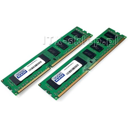 GoodRAM DDR3 8GB (2x4GB) 1333MHz CL9